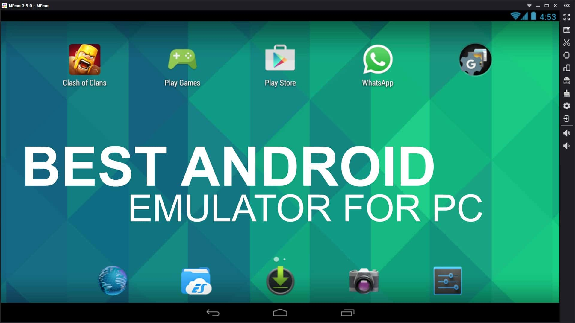 Top 5 Best Android Emulators